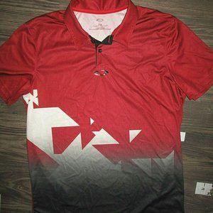 Oakley Golf Polo shirt MED